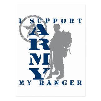 私はレーンジャー2を-軍隊支えます ポストカード