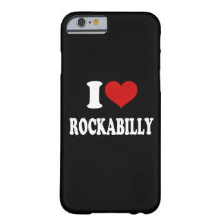 私はロカビリーのiPhone 6/6sを愛します iPhone 6 ベアリーゼアケース