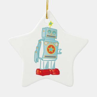私はロボットです セラミックオーナメント