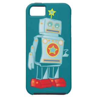 私はロボットです iPhone SE/5/5s ケース