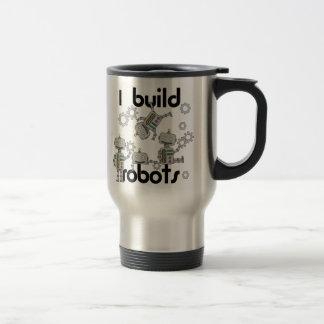 私はロボットを造ります トラベルマグ