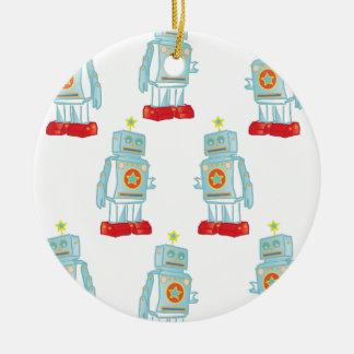 私はロボット軍隊です セラミックオーナメント