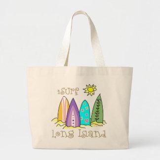 私はロングアイランドのバッグをサーフします ラージトートバッグ