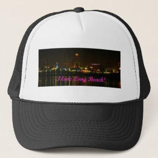私はロングビーチのスカイラインの帽子を愛します キャップ
