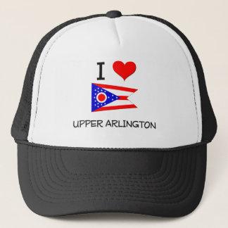 私は上部のアーリントンオハイオ州を愛します キャップ