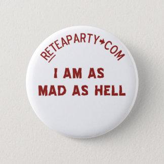私は不機嫌ボタンとしてあります 缶バッジ