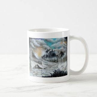 私は世界のデザインです コーヒーマグカップ