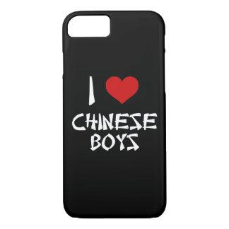 私は中国のな男の子を愛します iPhone 8/7ケース