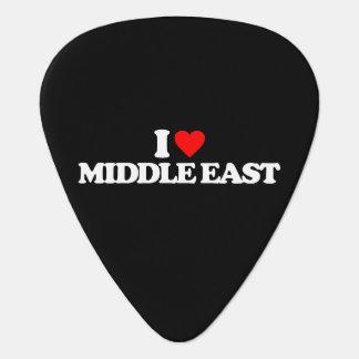 私は中東を愛します ギターピック