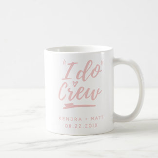 私は乗組員のマグをします コーヒーマグカップ