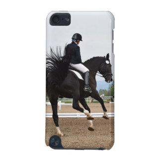 私は乗馬から蹴りを得ます iPod TOUCH 5G ケース