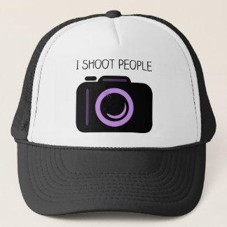 私は人々のおもしろいなカメラマンの発言を撃ちます キャップ