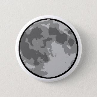 私は人でありたいと思います- Pinをうろついて下さい 5.7cm 丸型バッジ