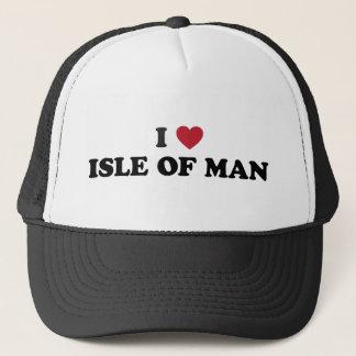 私は人の島を愛します キャップ