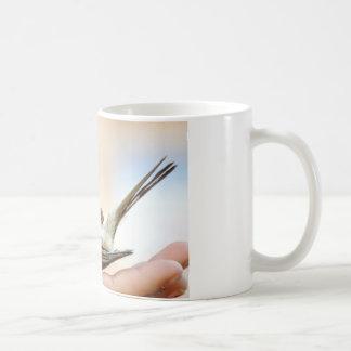 私は休んでいます コーヒーマグカップ