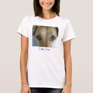 私は会います Tシャツ