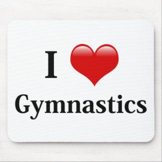 私は体操を愛します マウスパッド