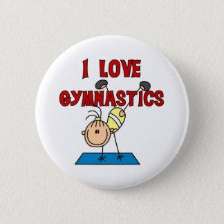 私は体操を愛します 缶バッジ