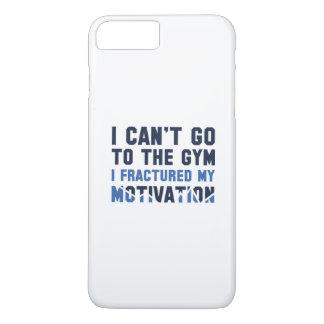 私は体育館に行くことができません iPhone 8 PLUS/7 PLUSケース