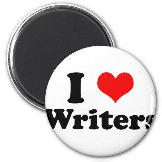 私は作家を愛します マグネット
