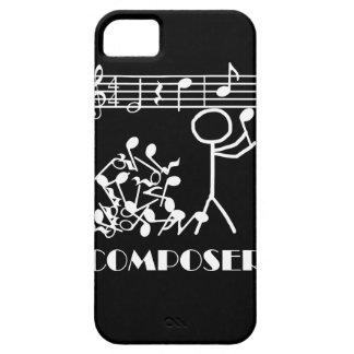 私は作曲家です! iPhone SE/5/5s ケース