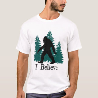 私は信じます Tシャツ