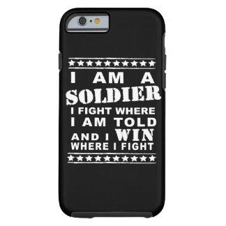 私は兵士です ケース