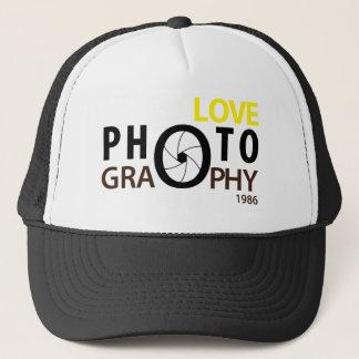 私は写真撮影の帽子を愛します キャップ