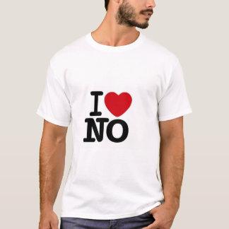 私は出口を愛しません Tシャツ