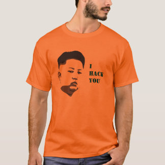 私は切り刻みます Tシャツ