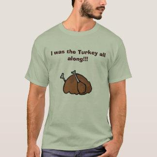 私は初めからトルコ!でした!! Tシャツ