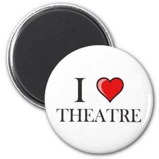 私は劇場を愛します マグネット