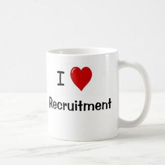 私は募集の-失礼で、生意気な理由をなぜ愛します! コーヒーマグカップ