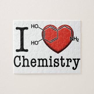 私は化学を愛します ジグソーパズル