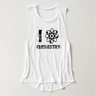 私は化学上を愛します タンクトップ