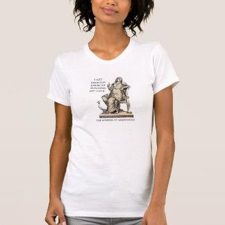 """""""私は十分なエクササイズ""""のTシャツ得ます Tシャツ"""