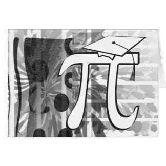 -私は卒業しています- Pi -おもしろいな卒業--をカスタマイズ カード