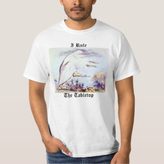 私は卓上のTシャツを支配します Tシャツ