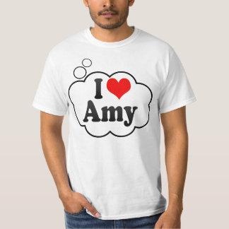 私は友を愛します Tシャツ