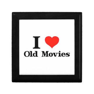 私は古い映画を愛します ギフトボックス
