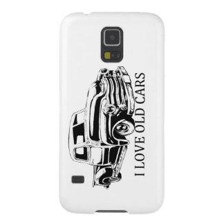 私は古い車のSamsungの銀河系S5の箱を愛します Galaxy S5 ケース