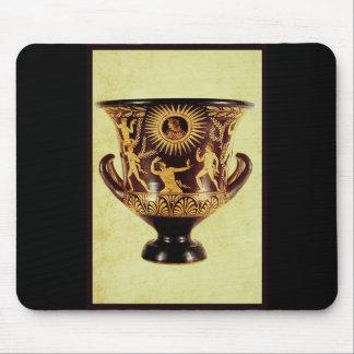私は古代陶器を愛します マウスパッド