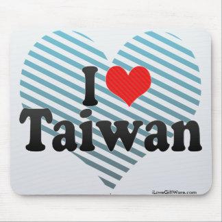 私は台湾を愛します マウスパッド