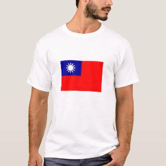 私は台湾語です Tシャツ