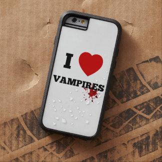 私は吸血鬼を愛します iPhone 6 タフ・エクストリームケース