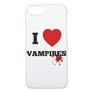 私は吸血鬼を愛します iPhone 8/7ケース