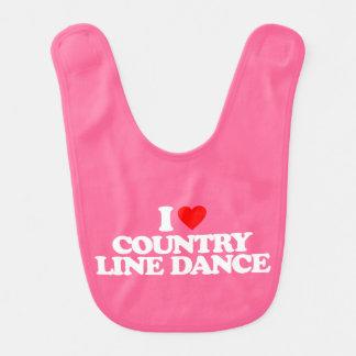 私は国のラインダンス愛します ベビービブ