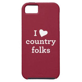 私は国を愛します iPhone SE/5/5s ケース
