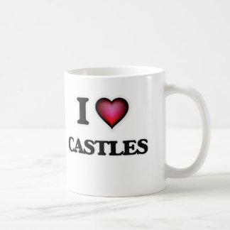 私は城を愛します コーヒーマグカップ