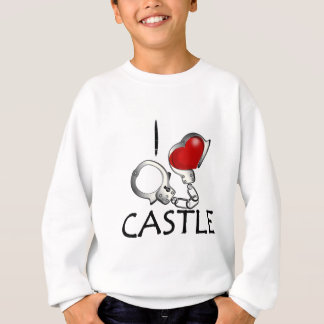 私は城を愛します スウェットシャツ